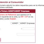 Cómo saber si estoy en ASNEF y cómo solucionarlo